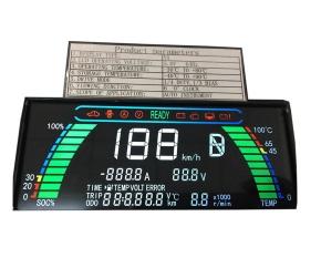 VA----汽车仪表