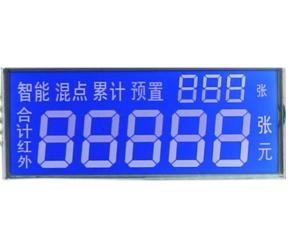 STN/FSTN---money-counting machine